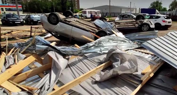 Будут ли выплачивать материальную помощь пострадавшим от урагана в Балаково