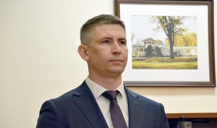 Геннадий Шевчук вступил в должность председателя Балаковского районного суда