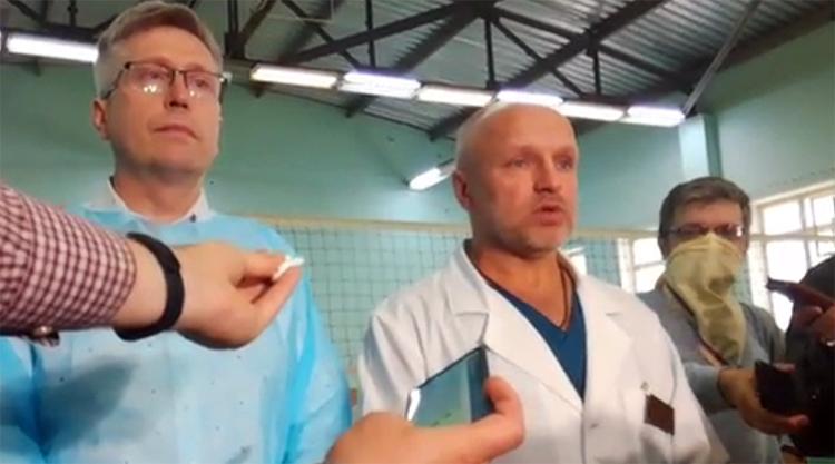 Врачи не подтвердили отравление Навального и сообщили диагноз его жене и брату