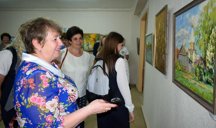 Пленэр-2020 с 1 по 27 сентября в Городском выставочном зале в Балаково пройдет выставка работ Зеленая химия