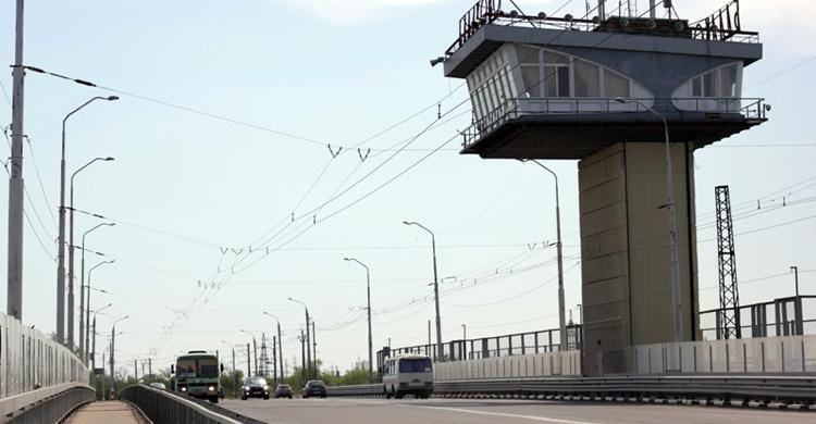 Шлюзовой мост в Балаково частично перекроют