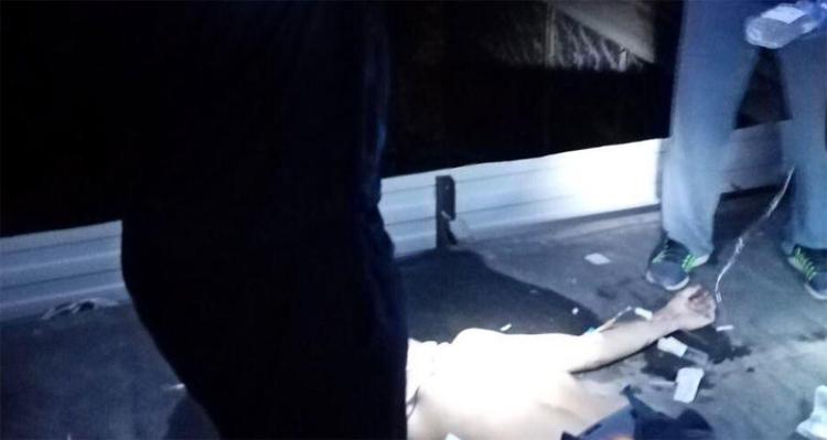 Ночью в Балаково из окна 14-этажки выпал парень