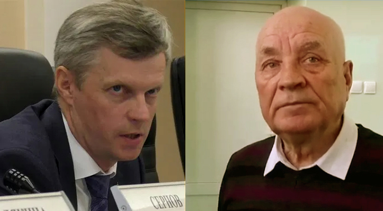 Из балаковской администрации уволился Павел Гречухин из Альбатроса Николай Яманчев