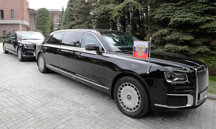Предприятие из Балаково может поставлять детали для автомобиля Путина