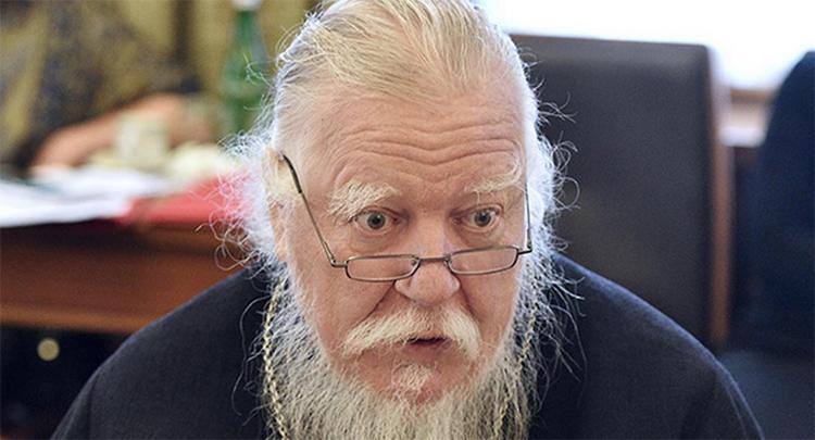 Протоиерея Димитрия Смирнова отправили в отставку