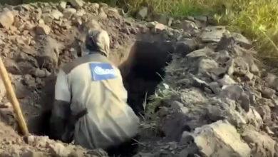 В России гробокопатели копали могилы на скорость