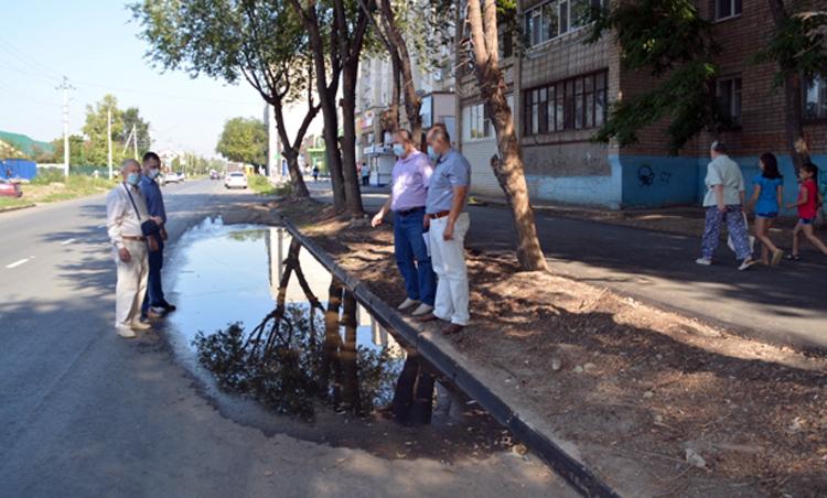 Общественная палата настаивает на устранении недостатков при ремонте дорог в Балаково