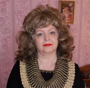 Ветеран балаковской журналистики Ольга Булгакова