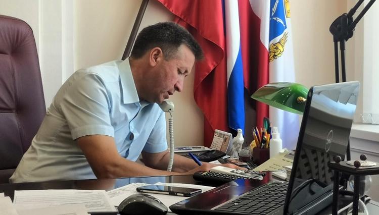 Соловьев на проводе глава Балаковского района с удовольствием пообщается с балаковцами