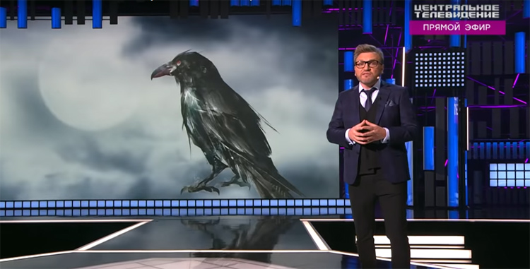 Новость об упавших в Балаково грачах добралась до «Центрального телевидения»