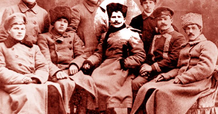 Рыдали даже мужчины как на самом деле погиб Чапаев