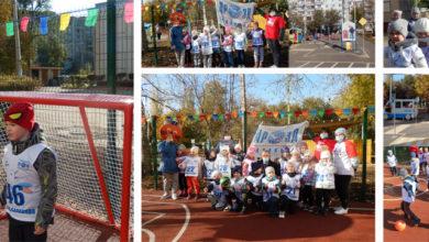 «ФосАгро» подарила мини-стадион детскому саду в Балаково