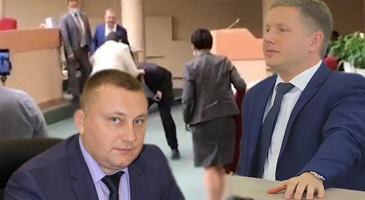 Леонид Родионов одобрил избрание Сергея Грачева председателем комитета облдумы