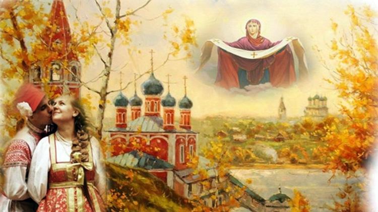 Погода в Балаково в среду какой Покров такая и зима будет