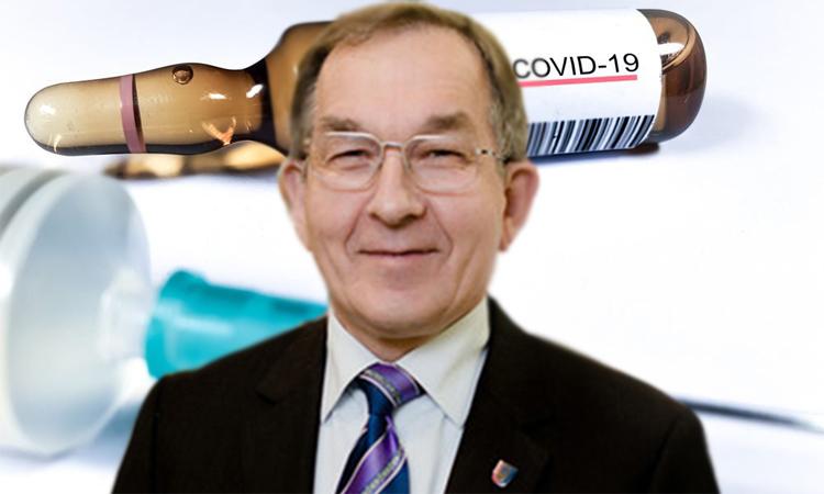 «Это неразумно» новосибирский профессор-вирусолог объяснил почему он не готов к вакцинации от коронавируса