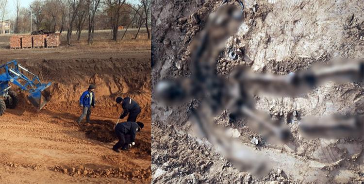 Найден скелет человека балаковские следователи проводят проверку