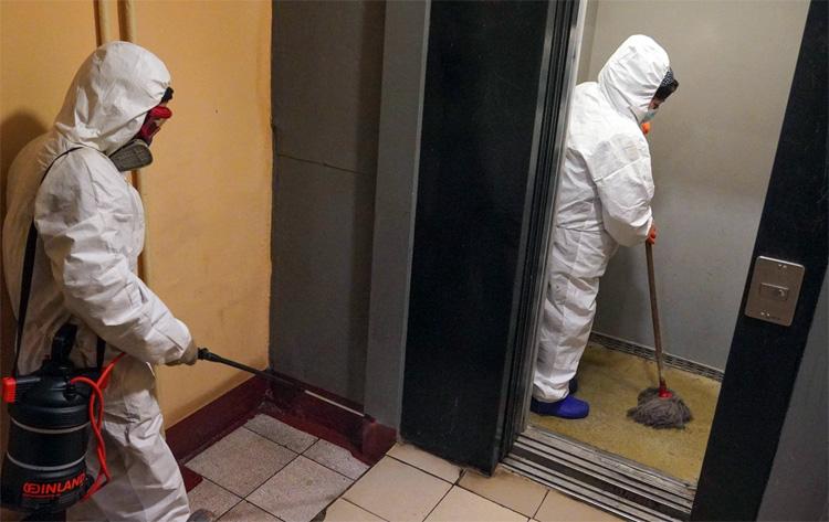 Можно ли заразиться коронавирусом в лифте
