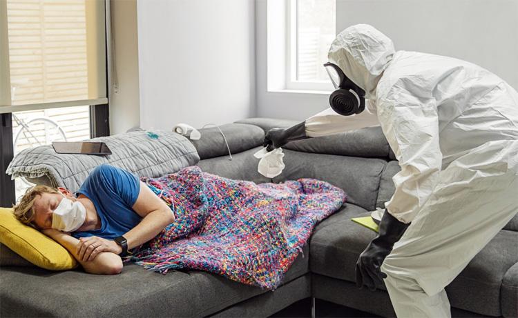 Болеющим ковидом на дому будут выделяться бесплатные лекарства на 7,9 тысяч рублей
