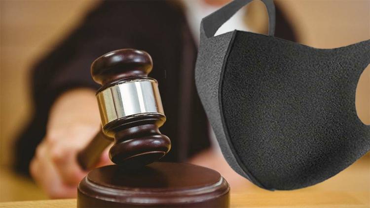 Как суд в Балаково штрафует безмасочников
