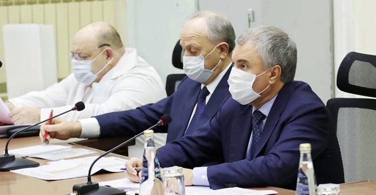 За что спикер Госдумы пригрозил увольнением руководителю саратовского Росздравнадзора
