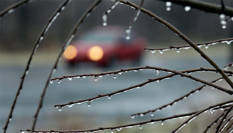 Погода в Балаково на выходные водителям нужно быть предельно осторожными