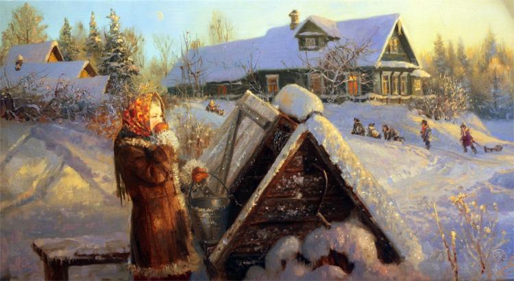 Погода в Балаково на среду грядут морозы