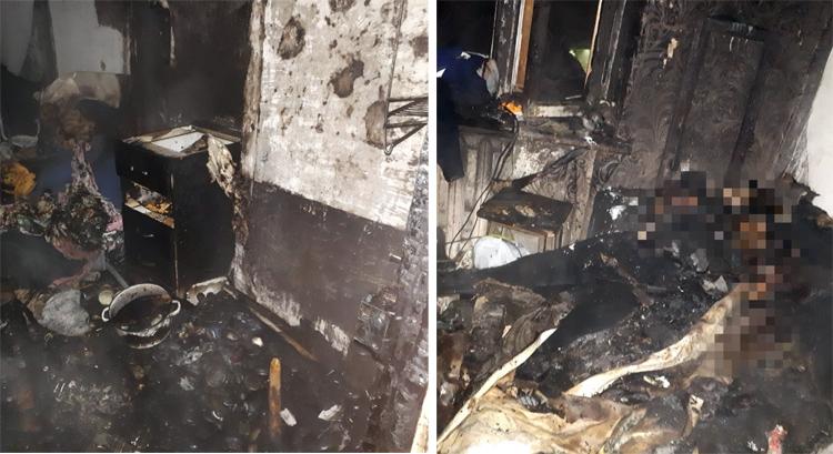 Странная напасть конца 2020-го в Балаково в пожарах погибли три женщины