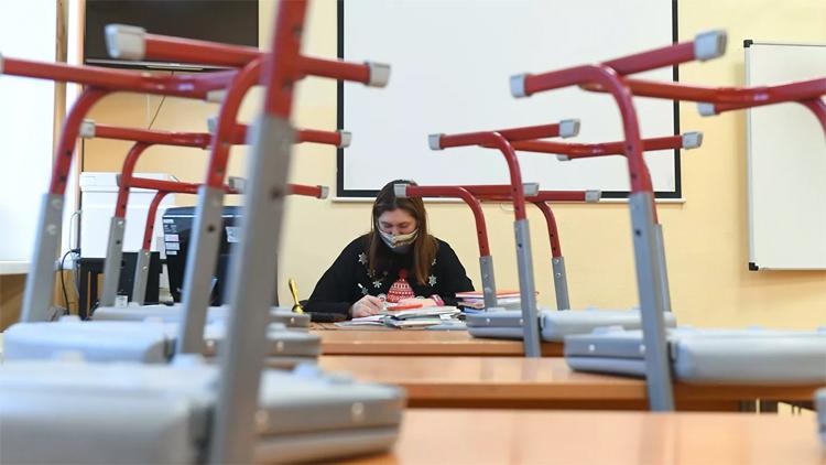 Школьники в Балаково опять не учатся крещенские морозы