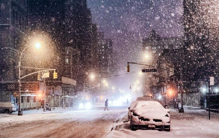 Погода в Балаково в четверг такого снегопада
