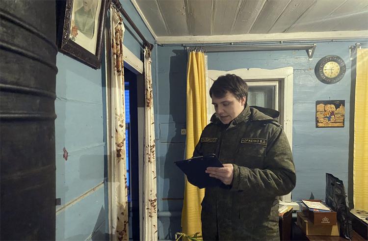 В селе Красный Яр Балаковского района убили 55-летнего мужчину