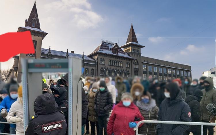 49 – и ни человеком больше Коммунистов попросили скорректировать уведомление о митинге