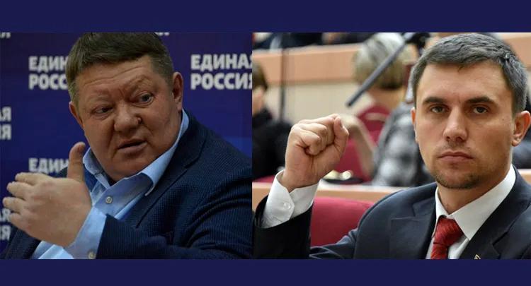 Панков терпит сокрушительное поражение от Бондаренко «на выборах в Госдуму»