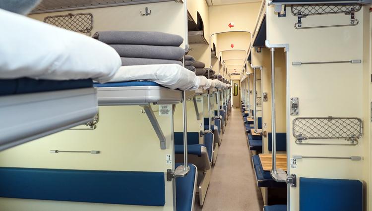 До 31 марта балаковцы могут ездить в плацкартных вагонах со скидкой