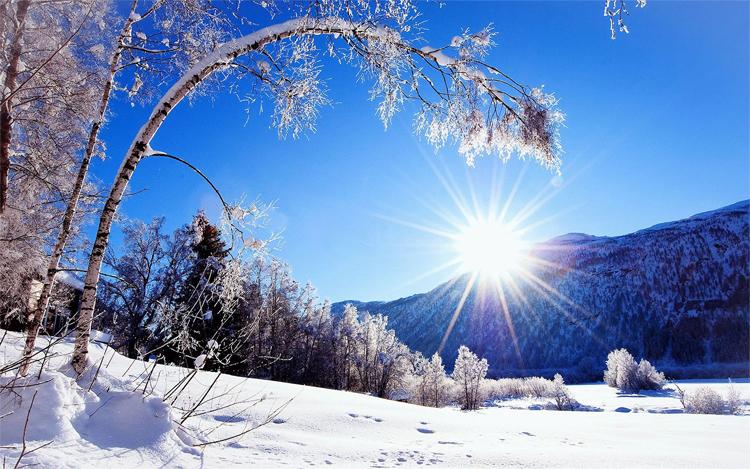 Погода в Балаково на четверг теплее и снег