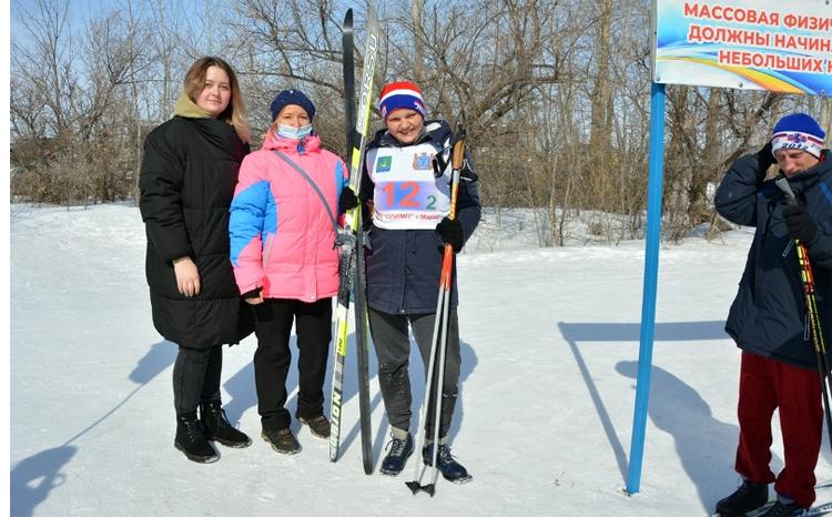 Балаковец Максим Варава завоевал золото на областной лыжной спартакиаде