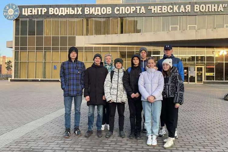 Егор Балакин из Балаково завоевал четыре медали на первенстве России в Санкт-Петербурге