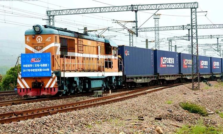 Через станцию недалеко от Балаково в Европу из Китая уходит 300 тысяч тонн товаров