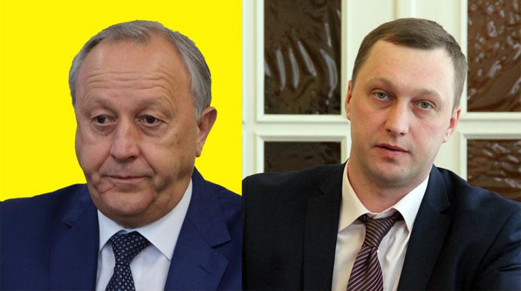 Радаев в «желтой зоне», а Бусаргин де-факто уже губернатор