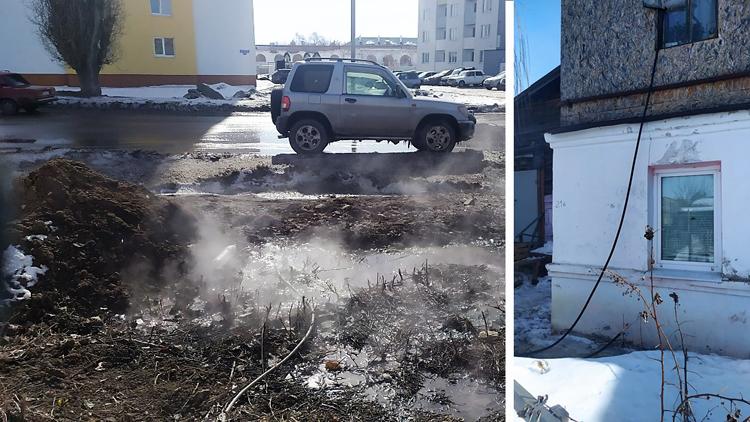 Жители Балаково продолжают мерзнуть и сливать теплоноситель через форточки
