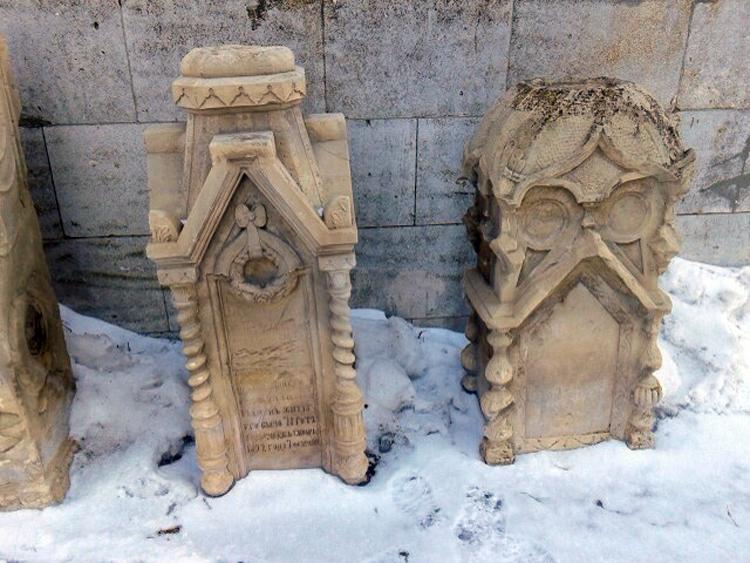 Тайны старого кладбища в Балаково