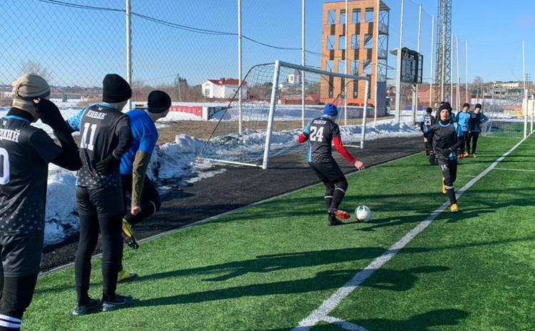 Балаковские футболисты заняли пятое место на турнире в Сызрани