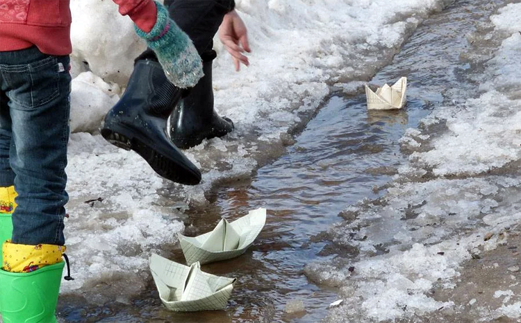 Погода в Балаково на 30 марта: тепло, но энергия неконтролируемая