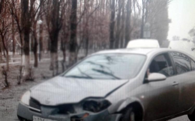 В Балаково пожилой водитель стал виновником ДТП