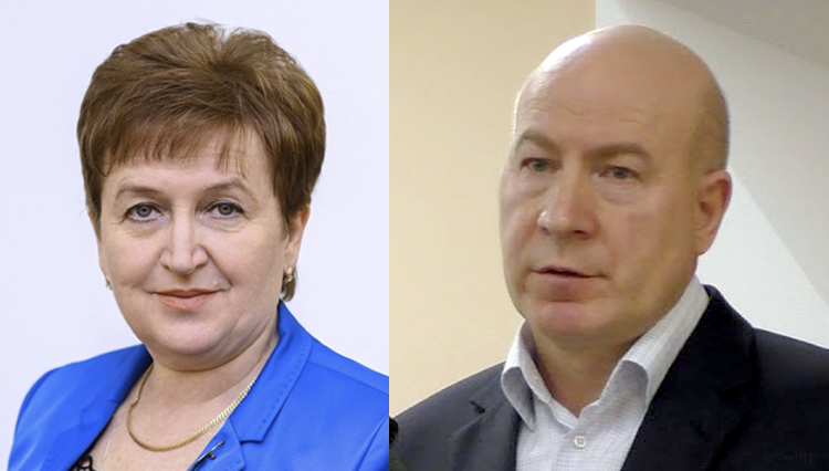 Татьяна Калинина и Павел Канатов увольняются из администрации Балаковского района