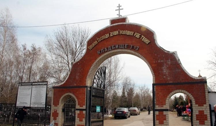 На балаковском кладбище перед Пасхой закроют проезд для автомобилей