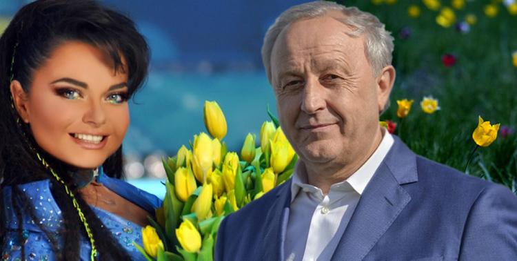 Валерий Радаев и тюльпаны: красота неописуемая