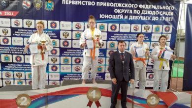 Лидия Ермакова из Балаково примет участие во Всероссийских соревнованиях по дзюдо
