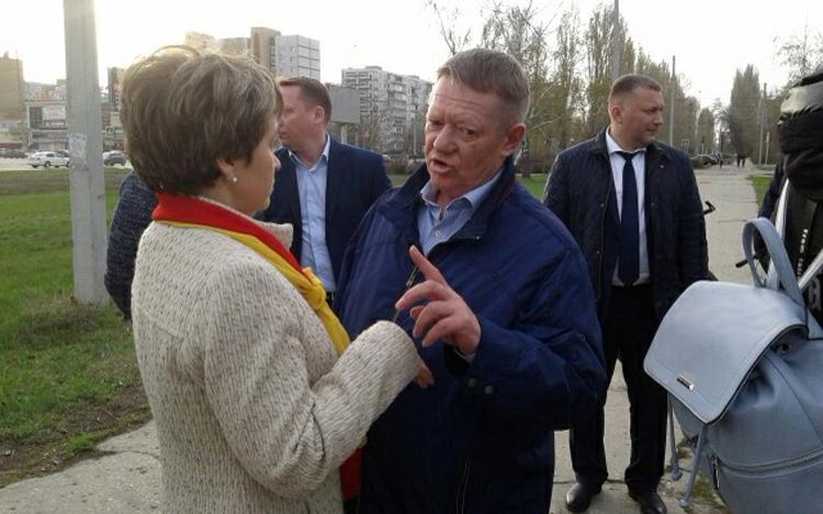 В Балаково обещают начать работы над проектом парка на «поле дураков»