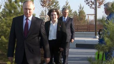 Визит Путина в Саратовскую область и карьера Володина: о чем говорят телеграм-каналы