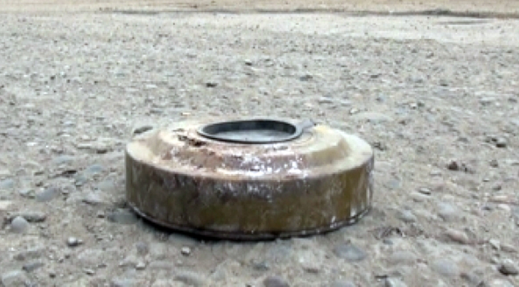 В Балаково приезжали саперы обезвреживать мину